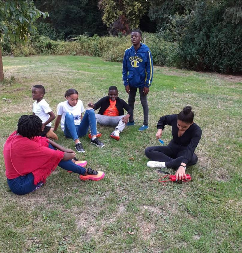 Junior Secondary School Campers